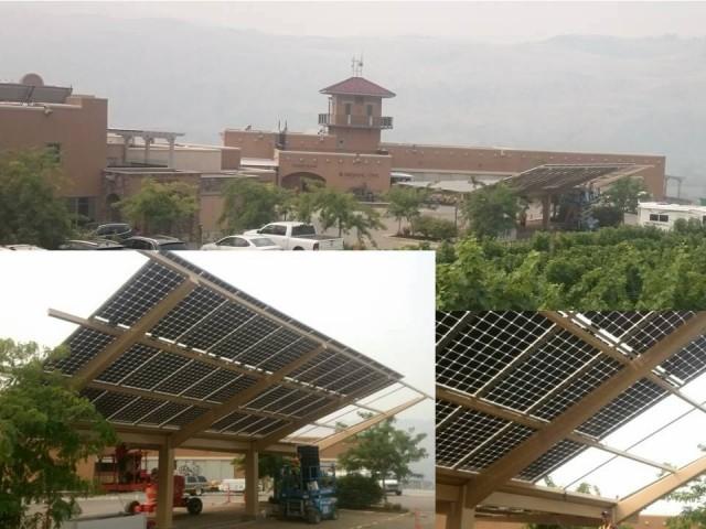 Solar Business Booming Okanagan Edge