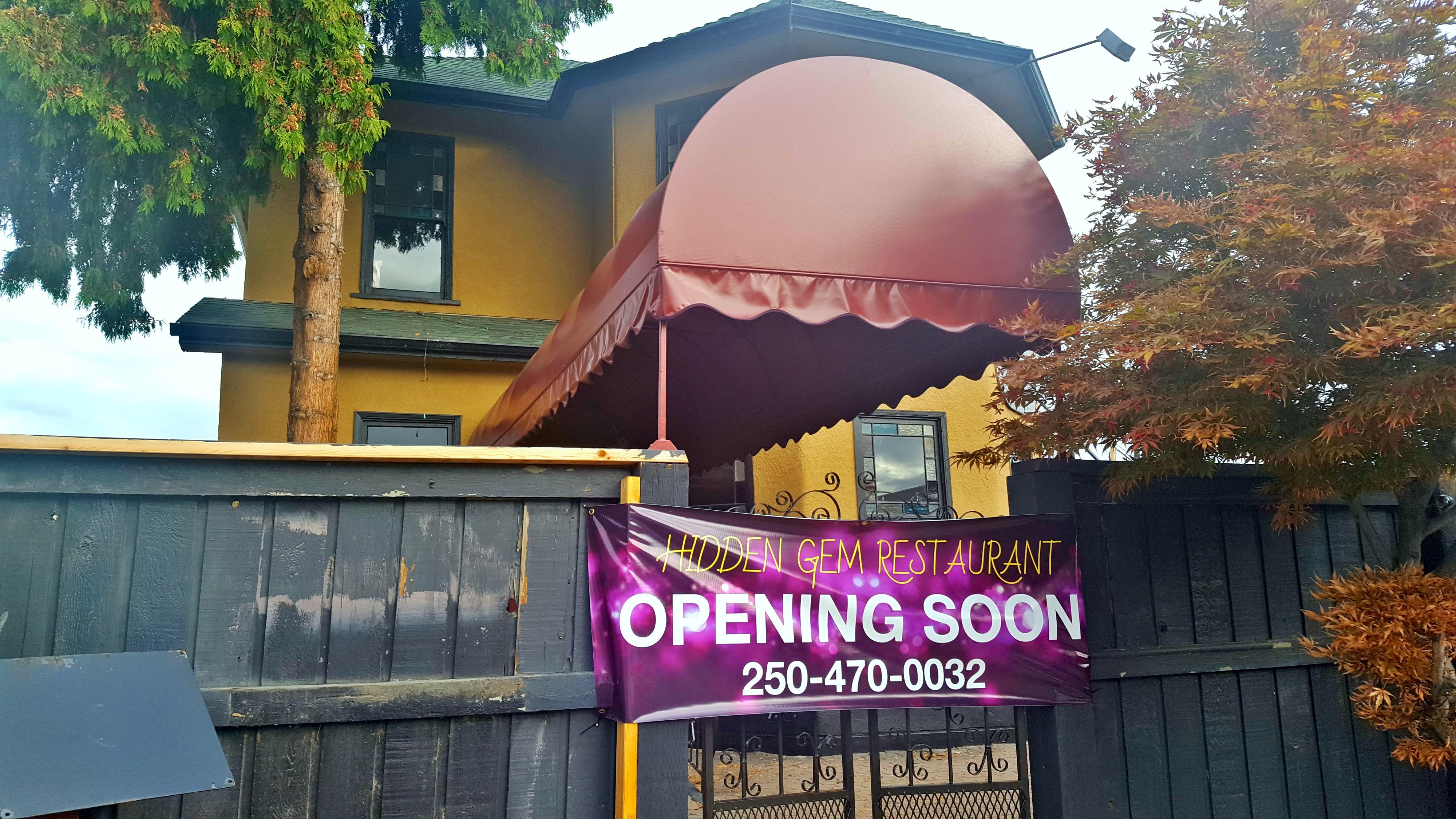 Iconic Restaurant Reopening Okanagan Edge