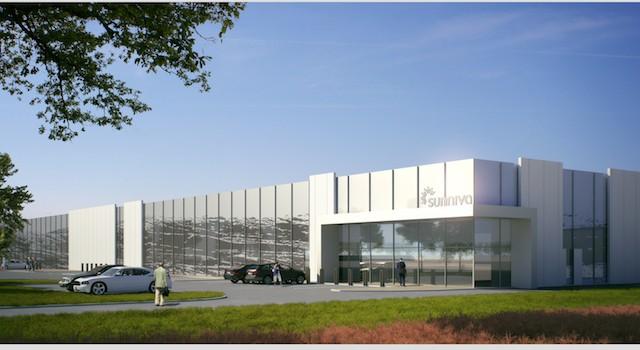 massive pot facility planned