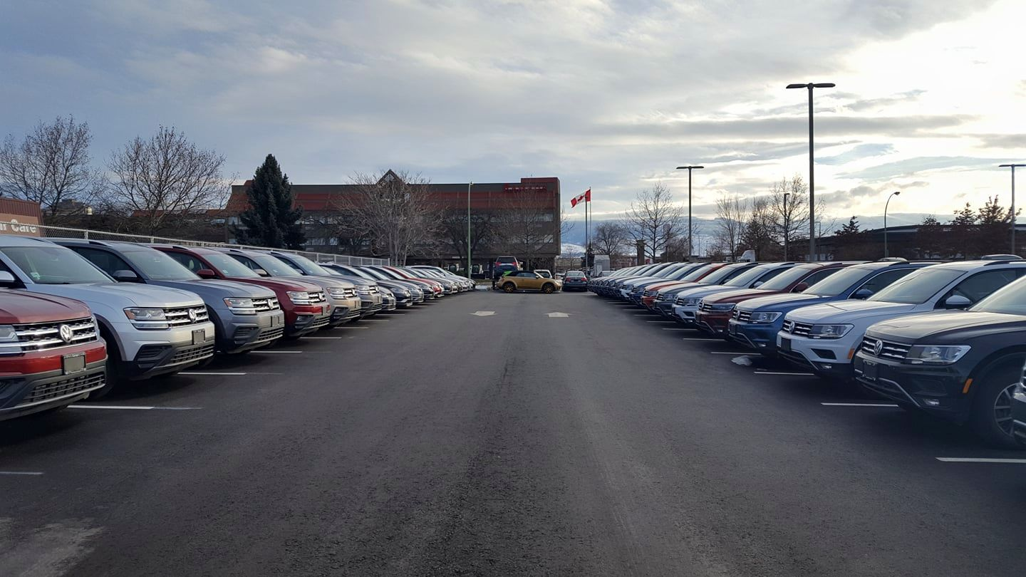 Record Years For Dealerships Okanagan Edge