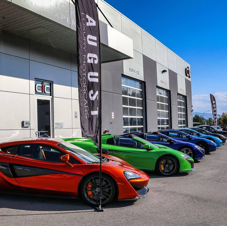 Kelowna Car Dealerships >> Luxury dealer on the move - Okanagan Edge