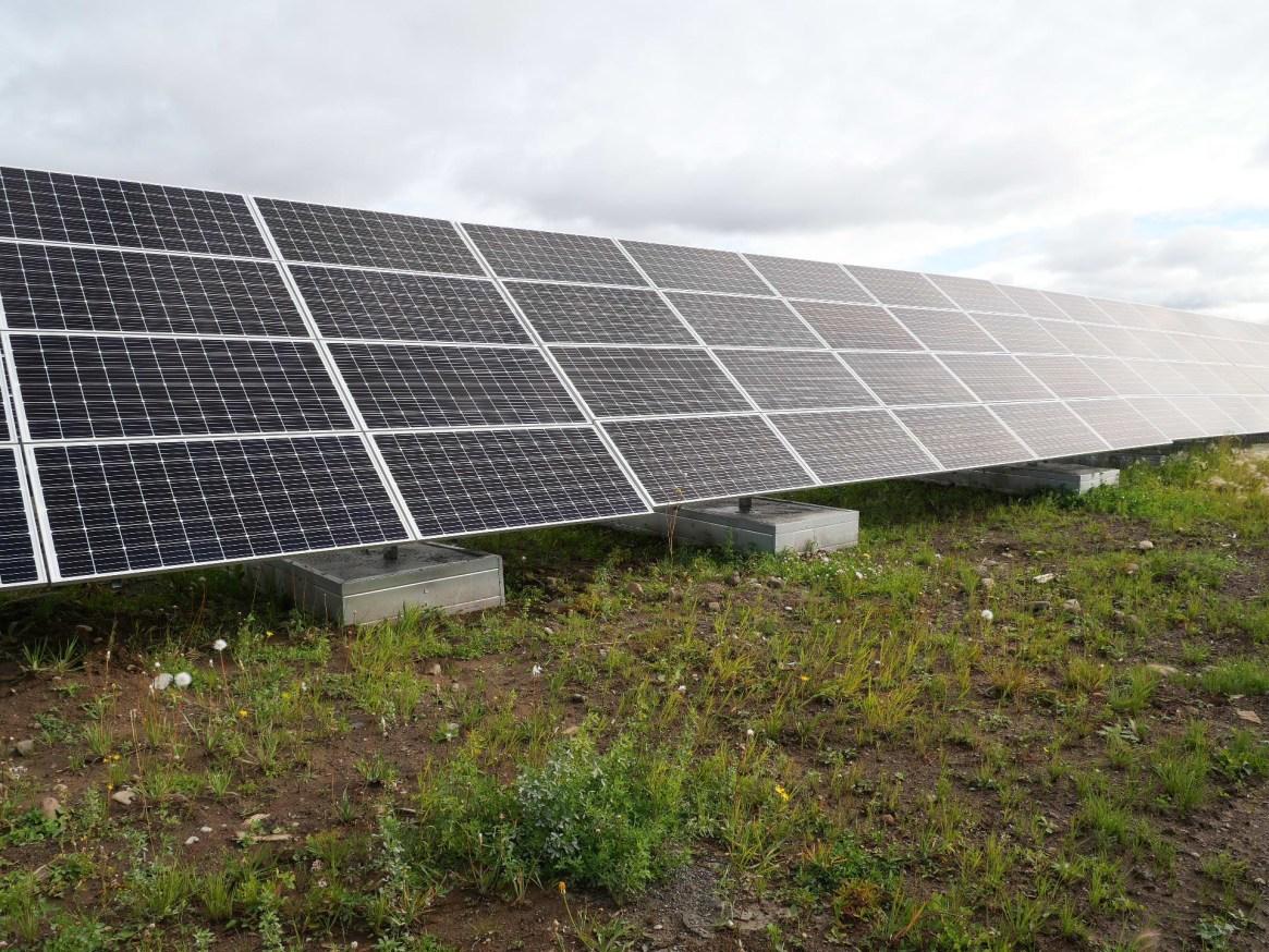 First Nation to start solar farm - Okanagan Edge